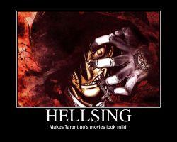 Hellsing Motivational by Lunatic-668