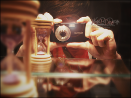 Me and my friend, Fujifilm by jKeeO