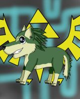 Wolf Link by Daisy458-0