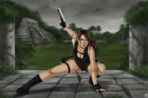 Tomb raider underworld by sbel02