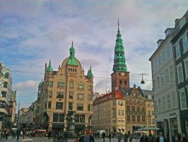 Wonderful Copenhagen by MJaaay