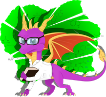 Dr Spyro by Farminilla