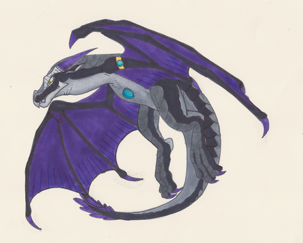 Umbaroth the Dark One by Derpmaster28