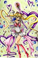 Super Sailor Moon by sweet-666
