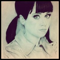 Zooey Deschanel by Kelly11AtTheDisco