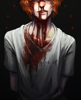 I give up by Ajgiel