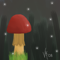 Toadstool.SAI by VanillaKnight