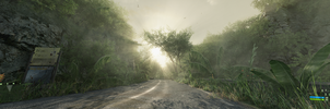 Crysis Dual Screen picture 01 by Starfall00
