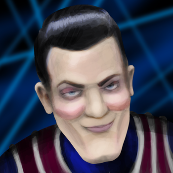 Robbie Rotten, but made in 4 hours for an exam by SchAlternate