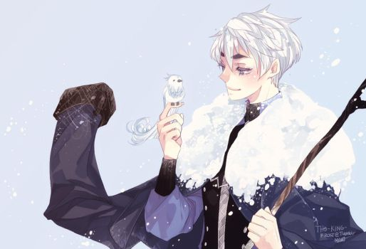 ROTG - King Frost by ionahi