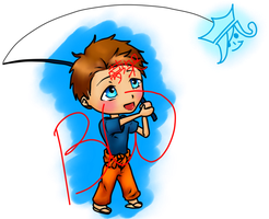 Ohno chibi Preview by Blackwolf008