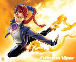 CRIMSON VIPER by prie610