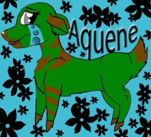 Aquene AC Badge by WolvenRemorse