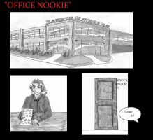 Office Nookie page 1 by GourrySylphiel