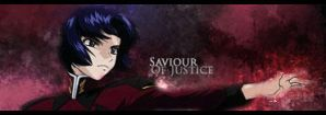 Saviour Of Justice - Athrun by BrokenOpen