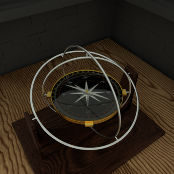 Compass WIP 7 by Wolvenmoon