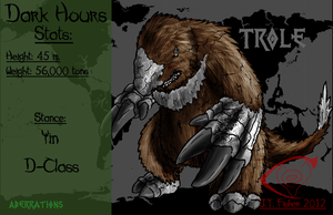 Dark Hours: Trole by Vagrant-Verse