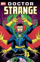 Doctor Strange Marvel Too by robertwilsoniv