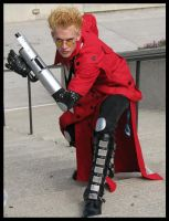 Vash Trigun Cosplay by BrokenMia