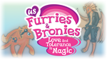 MLP Us Furries And Bronies by Dragon-V0942