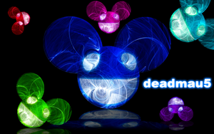 deadmau5 Wallpaper With Text by darkdissolution