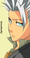10th Squad Captain Hitsugaya Toshiro REWORKED by SimoDLuffy