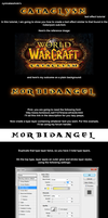 Cataclysm Text Effect Tutorial by cynicalasshole