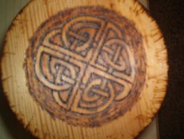 celtic sun cross design by runehammer9