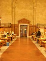 Study Hall NYPL 2 by ArtieWallace