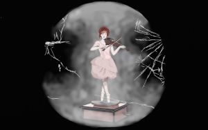 Lindsey Stirling - Shatter Me by MintakaWolf
