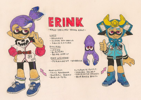 erink ref sheet by tinklehoy