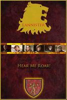 Lannister....Hear Me Roar by LiviaAlexandra