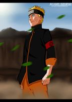 Naruto The Last by Ayame-Senpai