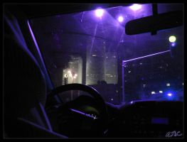 A Drive into Mute City by AdamTSC