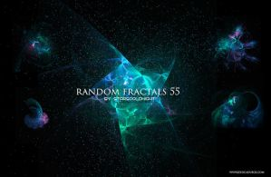 Random Fractals 55 By Starscoldnight by StarsColdNight