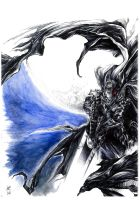 berserk: black warrior by Kaos-Nest