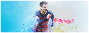 Messi 2016 by WALIDINHOOO