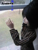 Look out the window by Asenva