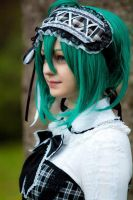 Winter Lolita Ranka by OppositeCosplay