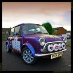 Jon and Keith's Mini by smokeymac
