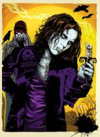 Ville Hermanni Valo Is Dead by Danny-Vain