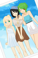 .Forever Friends. by Allyza-Awesome123
