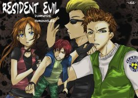 ResidentEvilDarksidechronicles by ABping