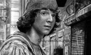 Adam G. Sevani by cindy-drawings