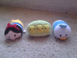 My Tsum Tsum Collection by HannahtheTiger