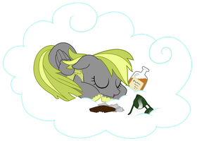 Sleeping Pony Animation base by Saij-Spellhart