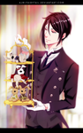 You See, I'm Simply One Hell of a Butler by AJM-FairyTail