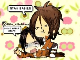 When Hanji Craves More Than Levi by eruhn