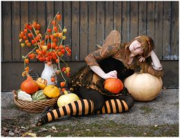 Autumn Dreamer by Eirian-stock
