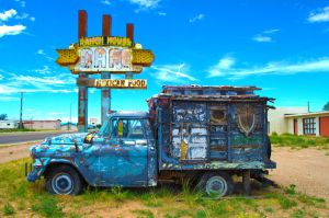 The Last Stop Sings The Blues by MsDeGraeve